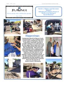 Sept. – Oct. 2018 Newsletter