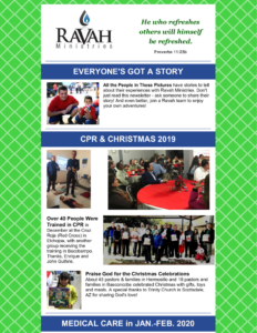 March 2020 Newsletter