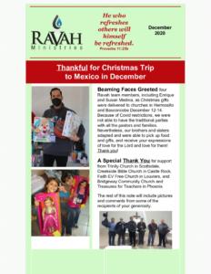 thumbnail of Ravah Ministries December 2020 Newsletter